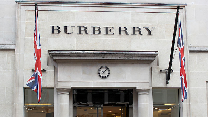 Burberry, Mayfair